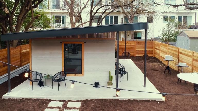 Разработана технология 3D-печати домов для развивающихся стран
