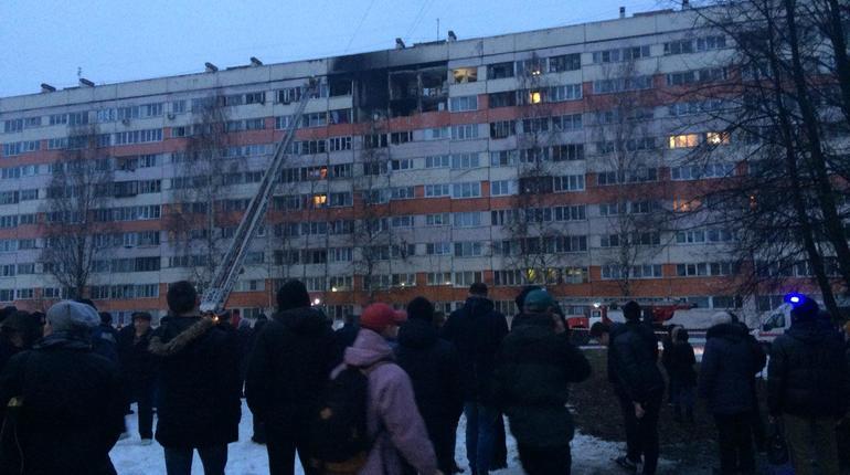 """""""Стало страшно, очень страшно"""": очевидцы рассказывают о взрыве на Ополчения"""