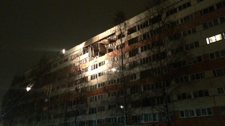 В результате взрыва на Народного Ополчения пострадало три человека