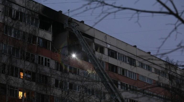 СК возбудил уголовное дело после взрыва на Народного Ополчения