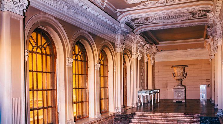 Европейский университет прощается с Малым Мраморным дворцом концертом