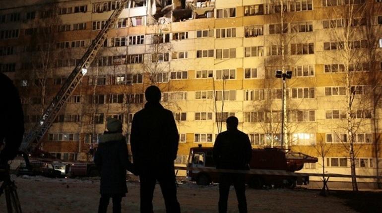 Матпомощь окажут жителям взорвавшегося дома на Народного ополчения