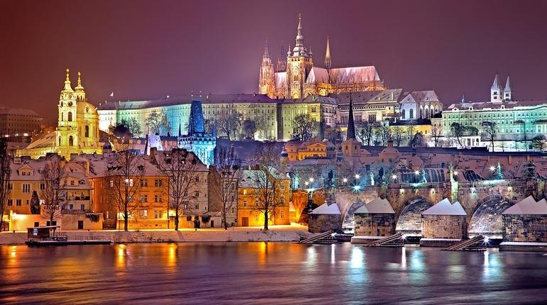 В филармонии музыкально признаются в любви Праге