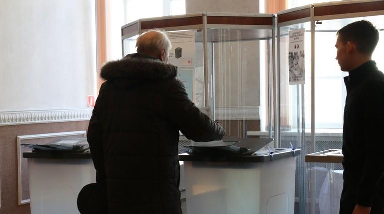 В Петербурге работают 64 участка для незрячих