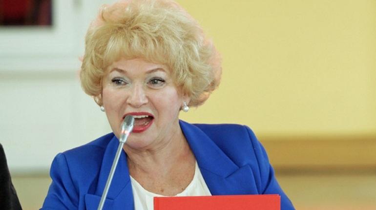 Матери Собчак не оказалось в списке для голосования в Петербурге