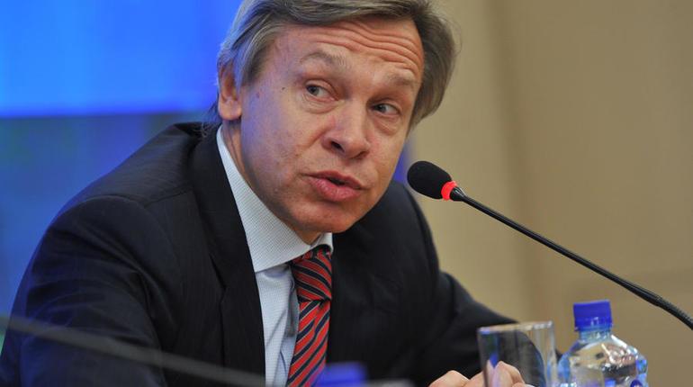 Пушков объявил онебывалом сплочении граждан России вокруг Владимира Путина