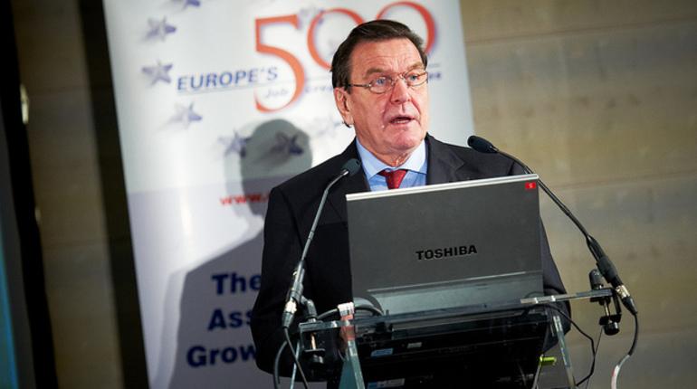 В руководстве  ФРГ скептически восприняли призыв Климкина ввести санкции против Герхарда Шредера