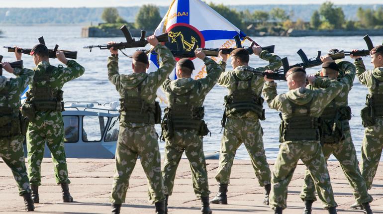 Президент Путин призвал запасников на двухмесячные военные сборы в 2018 году