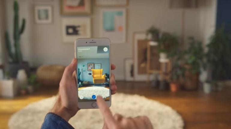 IKEA выпустила приложение дополненной реальности IKEA Place