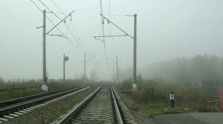 ВТверской области срельсов сошел локомотив пассажирского состава