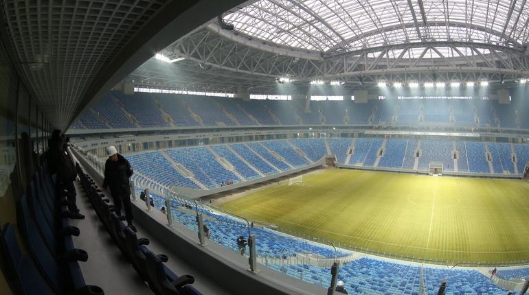 СМИ узнали о изучении крупной аферы на«Санкт-Петербург Арене»