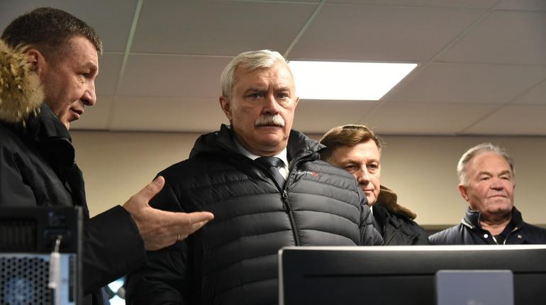 Полтавченко объявил опланах Санкт-Петербурга сражаться запроведение ОИ-2032 либо ОИ