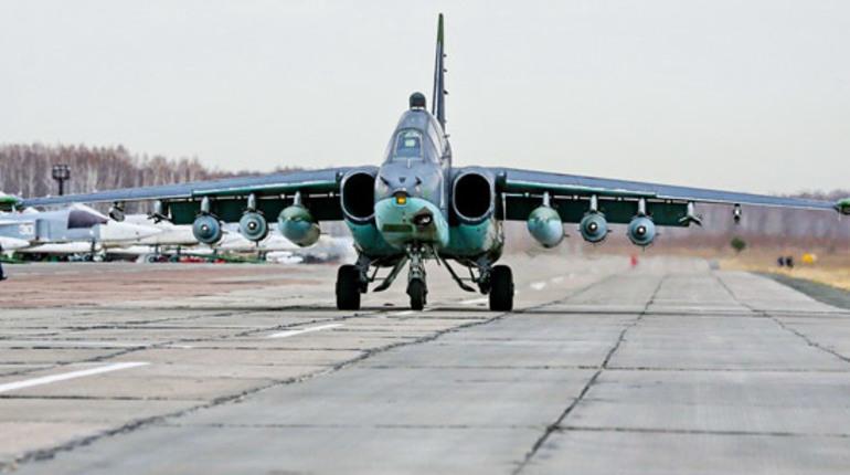 ВПриморье штурмовик Су-25 назвали вчесть майора Филипова