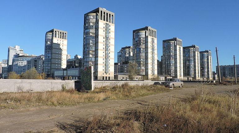 На намыве Васильевского острова вместо парка разобьют кампус СПбГУ
