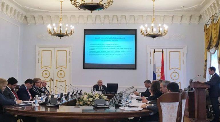 В Санкт-Петербурге появится единый план работы бизнеса и власти