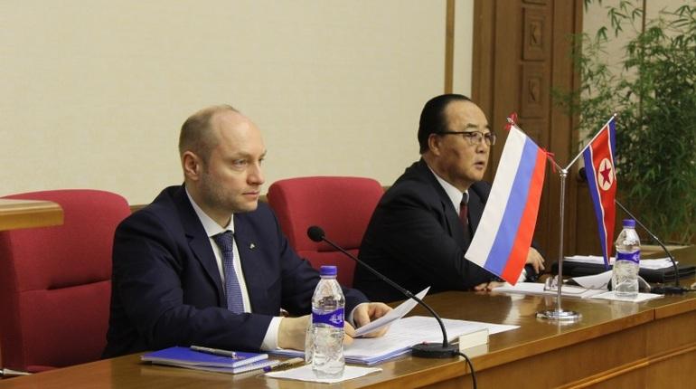 СМИ проинформировали  опланах возведения  моста из РФ  вКНДР
