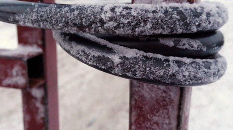 Таможенники  задержали финна, протаранившего ворота штрафстоянки вПетербурге