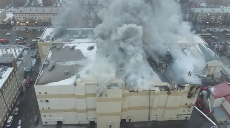 Следком подтвердил гибель 56 посетителей ТЦ в Кемерово