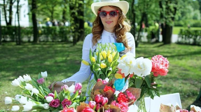 Стали известны даты проведения Фестиваля тюльпанов наЕлагином острове