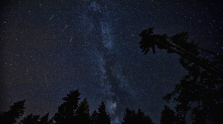 В ночь на 22 апреля москвичей ждет звездопад