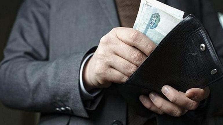 ВСмольном назвали среднюю зарплату петербуржцев