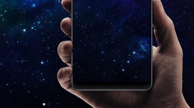 Xiaomi показал безрамочного «убийцу» iPhone X