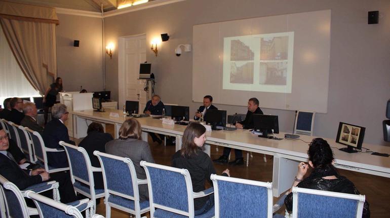 Совет по культурному наследию Петербурга поспорил насчет мансарды на доме Штиглица