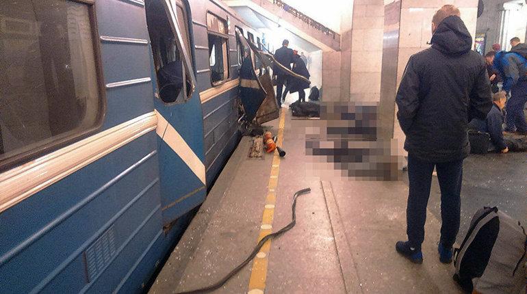 Басманный суд 2 апреля начнет слушать дело о взрыве в метро Петербурга