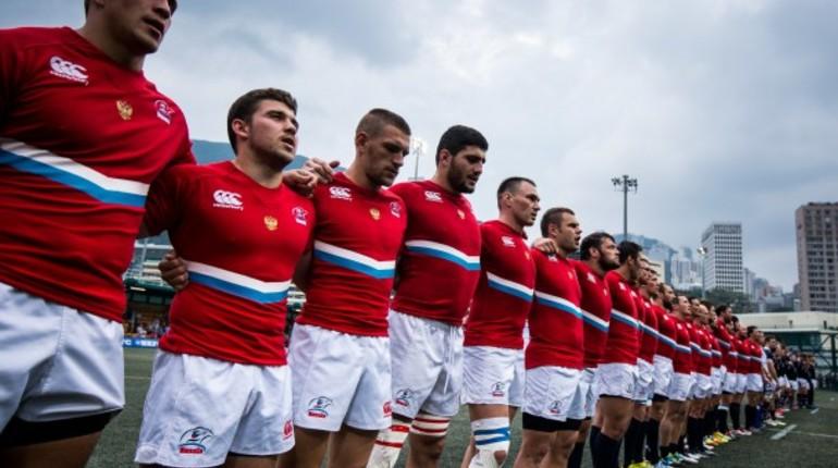 Русские спортсмены спели Гимн СССР перед игрой сосборной Германии