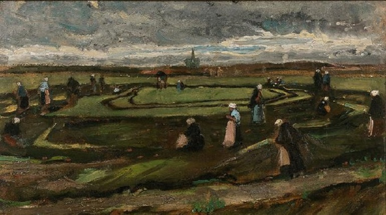 На аукционе впервые за 20 лет продадут полотно Ван Гога