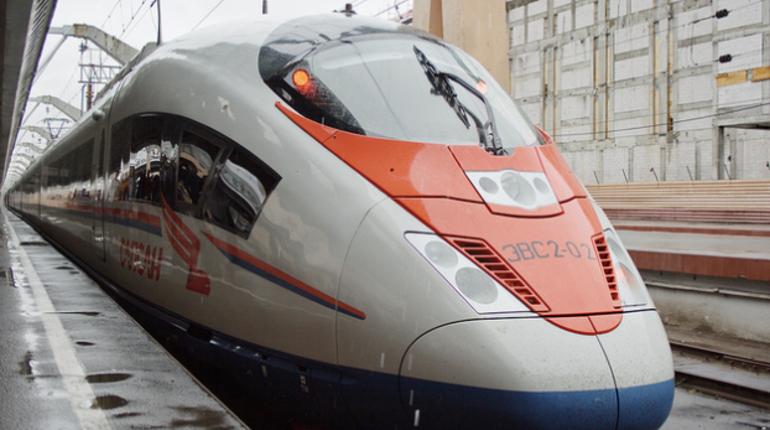 Вовремя ЧМ-2018 между Москвой иПетербургом запустят дополнительные «Сапсаны»