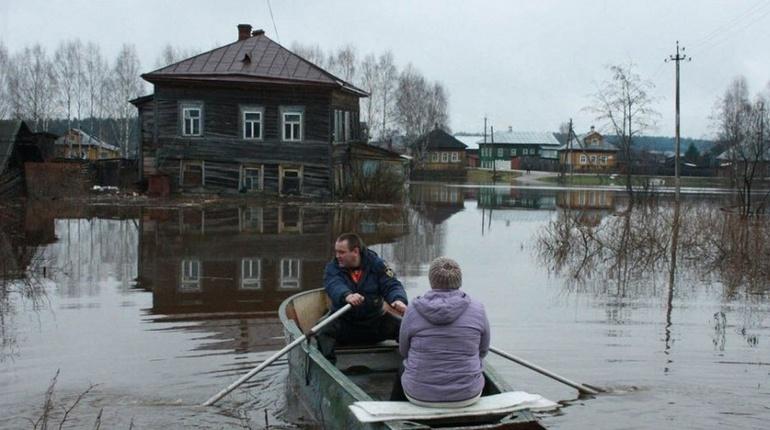 Внекоторых алтайских селах паводок превзошел помасштабам наводнение