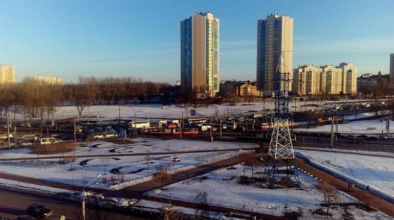 ВЧелябинске шофёр  автобуса задавил пешехода и исчез