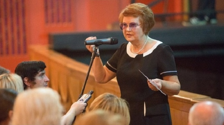В столице скончалась национальная исполнительница Российской Федерации Наталья Попович