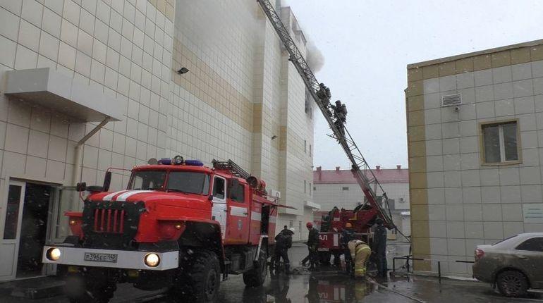 ВКемерове поделу опожаре арестована глава инспекции Госстройнадзора