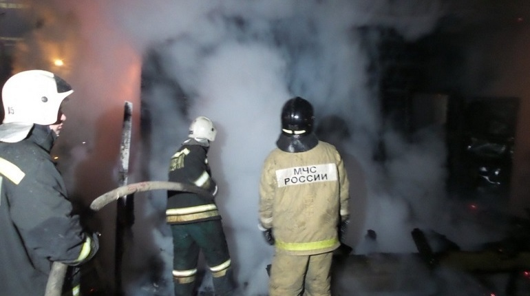При пожаре наБлагодатной улице погибла женщина