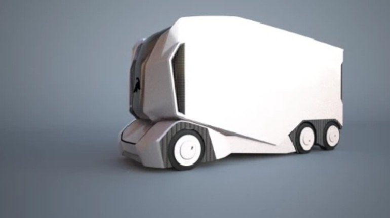 Самостоятельные грузовые автомобили без кабины начнут выпускать осенью