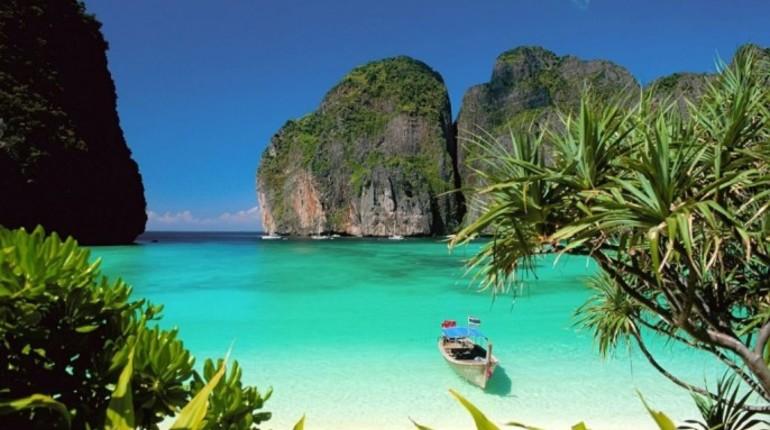 Тайскую бухту изфильма «Пляж» закрыли из-за наплыва туристов