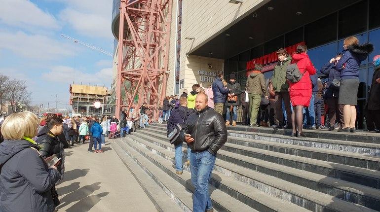 ВТРК «Континент» наЗвёздной прошла учебная эвакуация