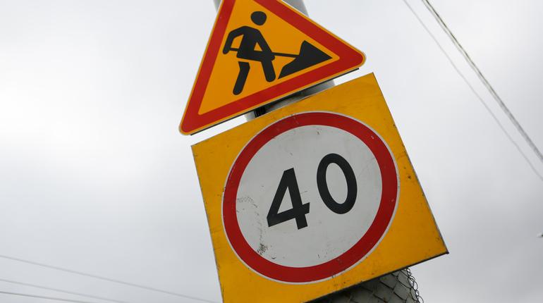 Движение поБогатырскому проспекту ограничено с3апреля идоконца года