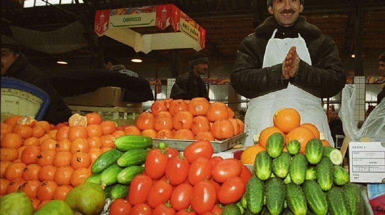 Торговцам с Кузнечного рынка обещали городскую крышу