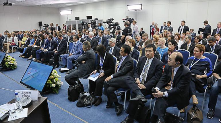 Смольный рассказал о деловой программе Петербуга на ПМЭФ