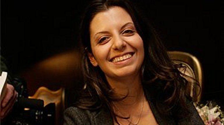 Маргарита Симоньян впервые «залетела» в рейтинг Forbes