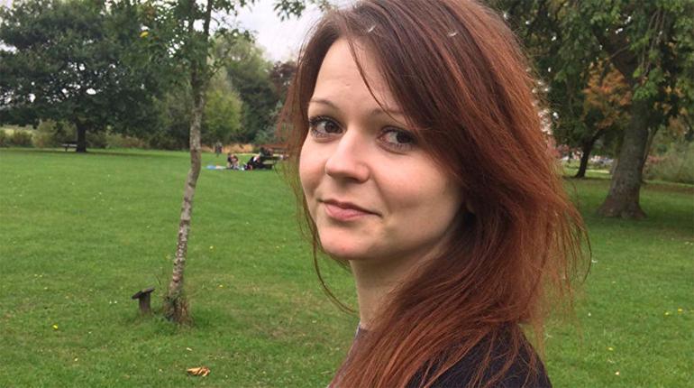 Юлия Скрипаль не захотела принять помощь от России