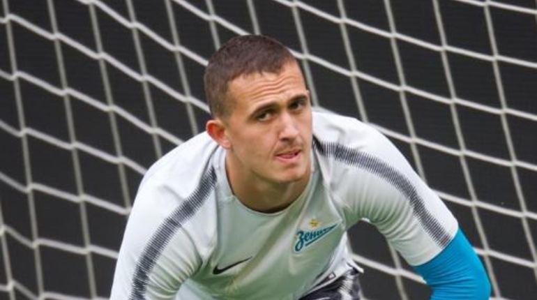 Вратарь «Зенита» Андрей Лунев станет водителем маршрутки