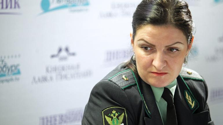 Службу судебных приставов Петербурга возглавила Анна Лашкова