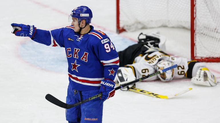 Александр Барабанов: СКА нужно выигрывать следующий матч, силы есть