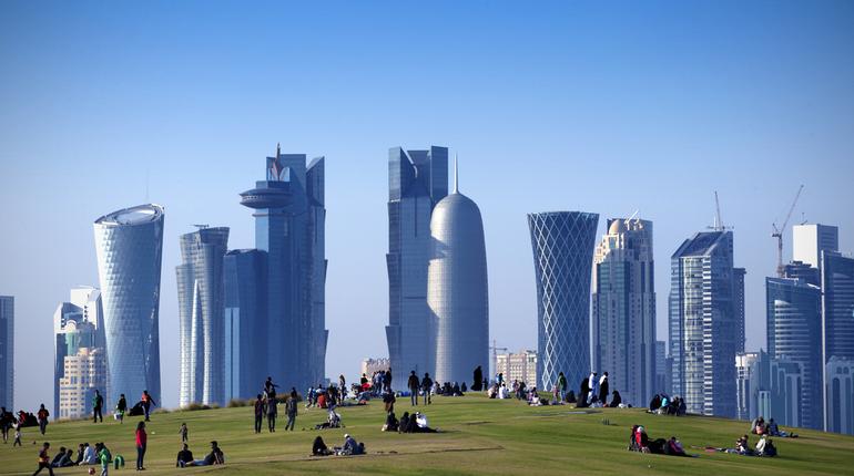 Саудовская Аравия хочет вырыть канал награнице сКатаром