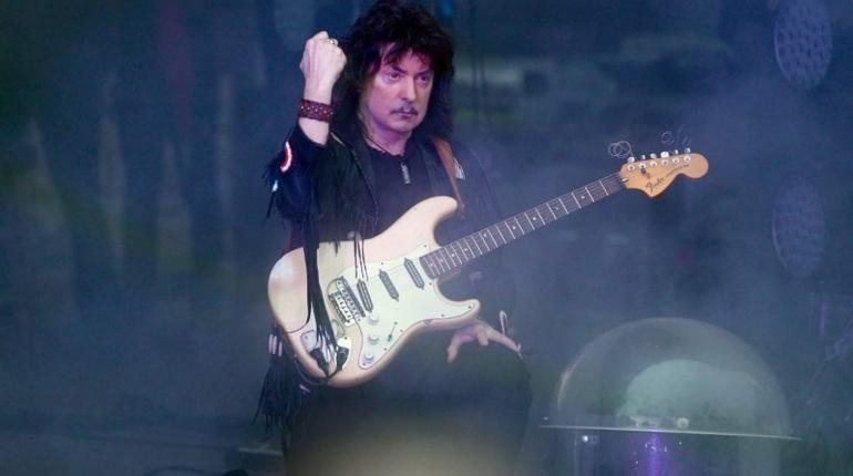 Легендарный Ричи Блэкмор сыграет вПетербурге после 20 лет перерыва