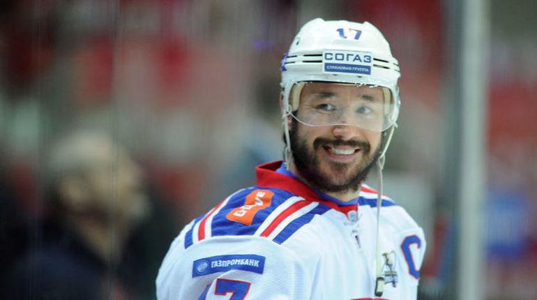 Илья Ковальчук вполне может стать игроком «Рейнджерс»